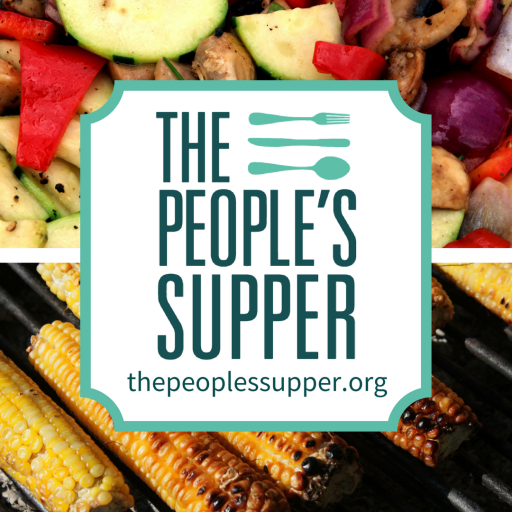 Logo for The People's Supper