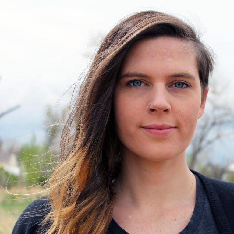 Hannah Holman headshot Springboard for the Arts
