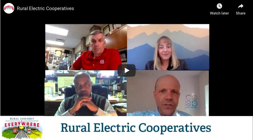 Rural Electric Coop screenshot