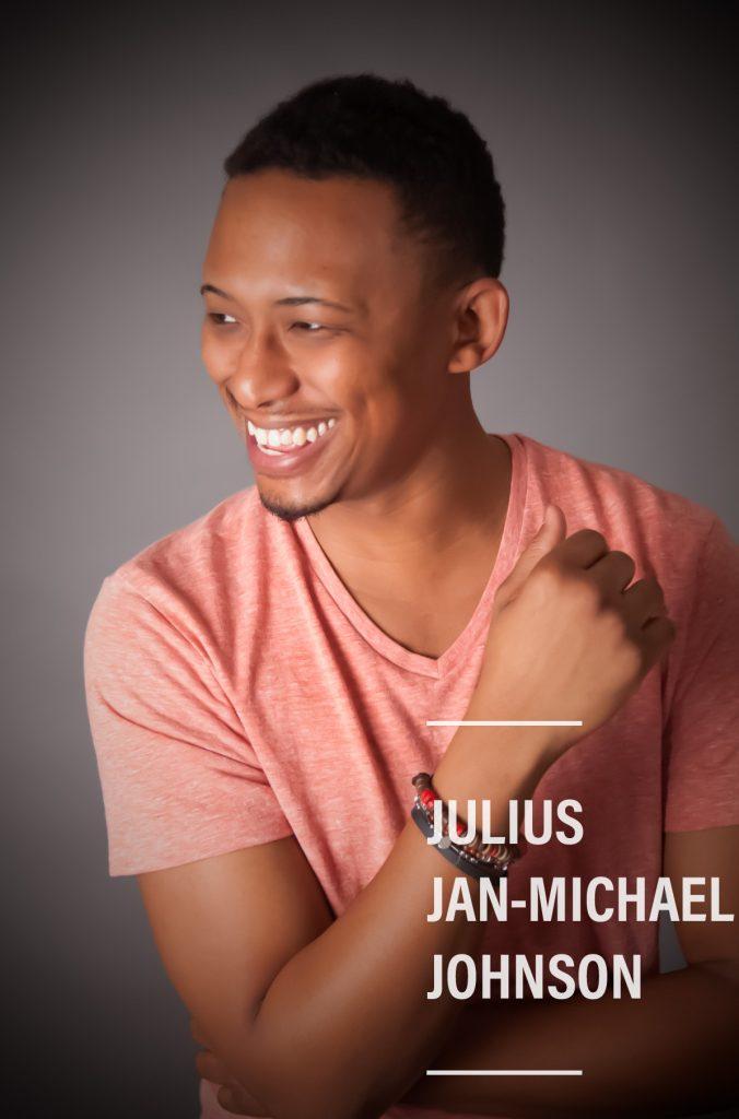 Julius Johnson headshot