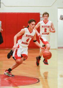 Aiden Wolf basketball