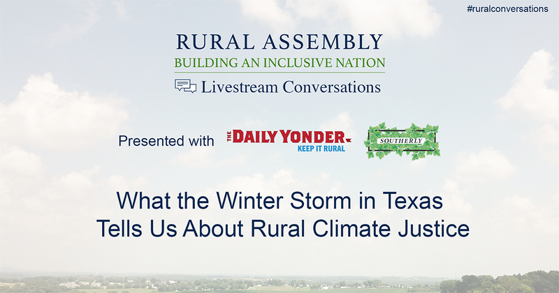Rural Climate Justice