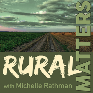 Rural Matters Podcast Logo