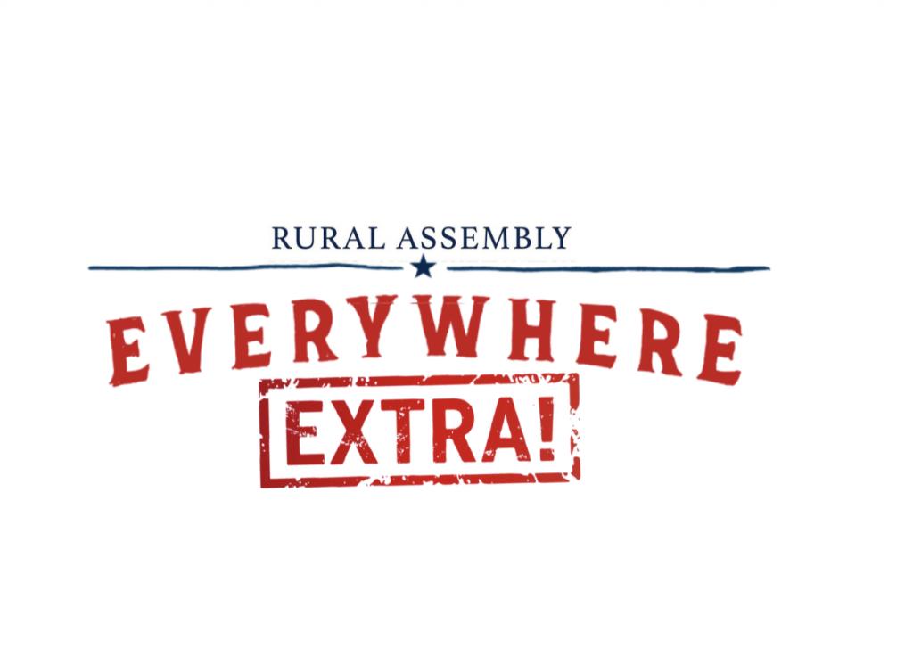 Everywhere Extra red logo