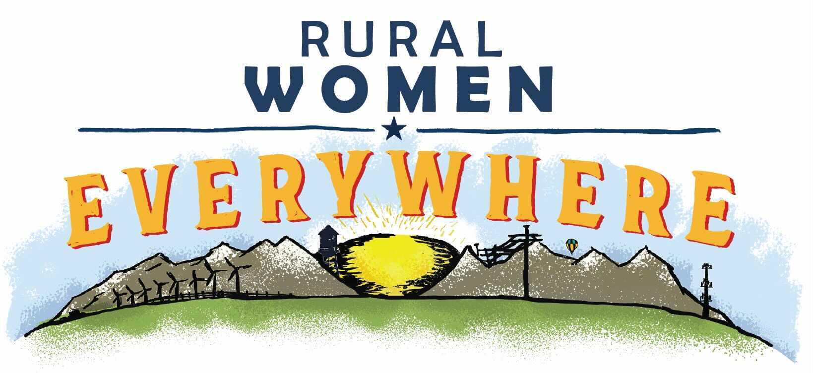 Rural Women Everywhere logo